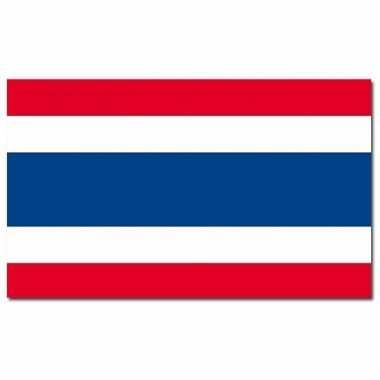 Thaise vlag 90x150 cm