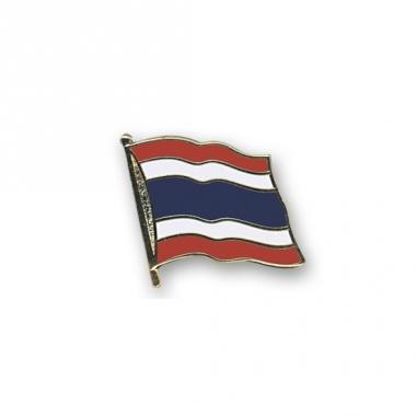 Thaise vlag broche