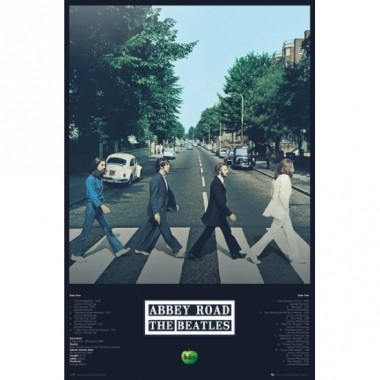 The beatles maxi poster 61 x 91,5 cm