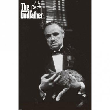 The godfather maxi poster 61 x 91,5 cm