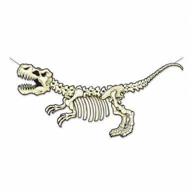 Themafeest dinosaurus slinger 152 cm