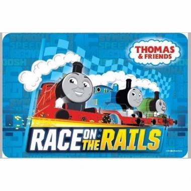 Thomas de trein onderlegger voor op tafel