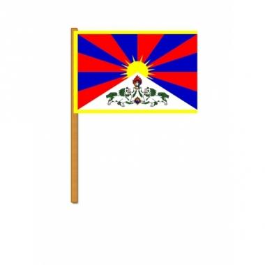 Tibet zwaaivlaggetjes