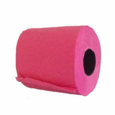 Toiletpapier fuchsia