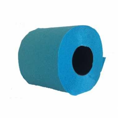 Toiletpapier turquoise