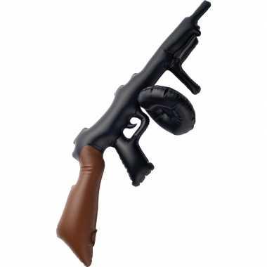 Tommy geweer opblaasbaar