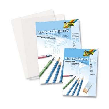 Transparant overtrekpapier a4
