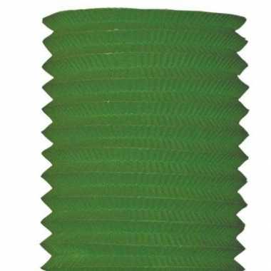 Treklampion groen 20 cm hoog