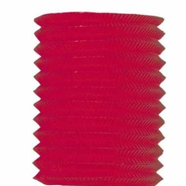 Treklampion rood 20 cm hoog