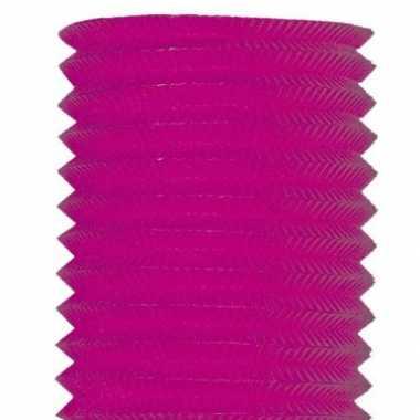 Treklampion roze 20 cm hoog