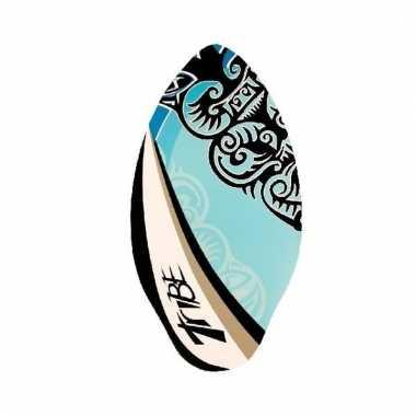 Tribe skimboard blauw 100 cm