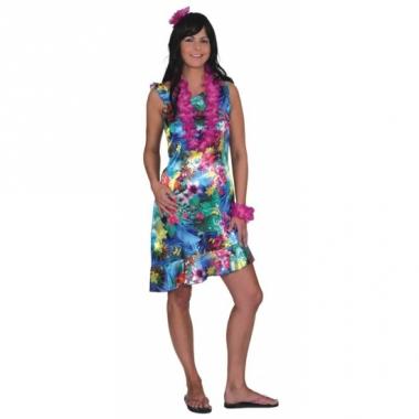 Tropical jurk voor dames