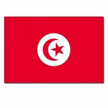 Tunesische vlag 90x150 cm