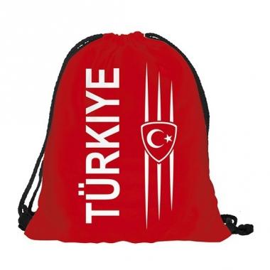 Turkije gymtas met print
