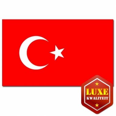Turkse vlag goede kwaliteit