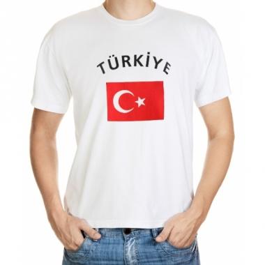 Turkse vlag t-shirts