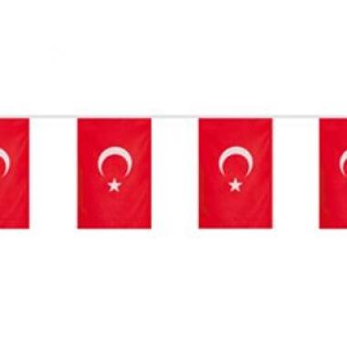 Turkse vlaggetjes