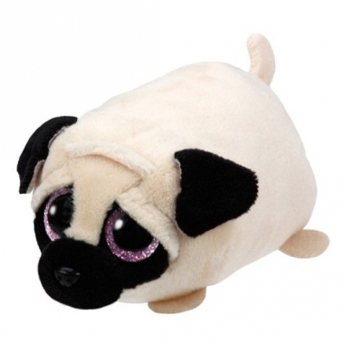 Ty teeny knuffel candy mopshond 10 cm