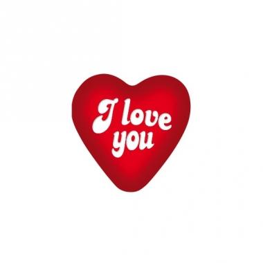 Valentijn bord voor aan de muur