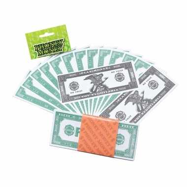 Vals dollar geld 100 biljetten