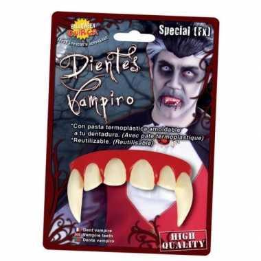 Vampier gebit voor volwassenen