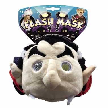Vampier hoofdlamp muts voor kinderen