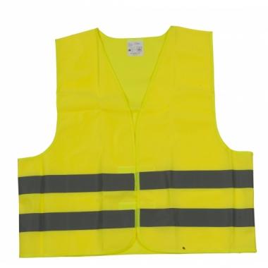 Veiligheidsvest geel all ride