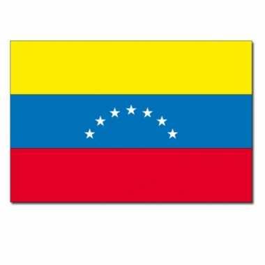 Venezolaanse vlag 90x150 cm