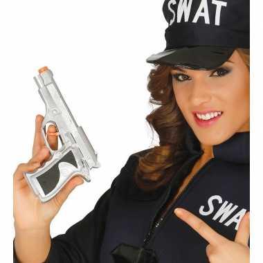 Verkleed fbi pistool/wapen 22 cm