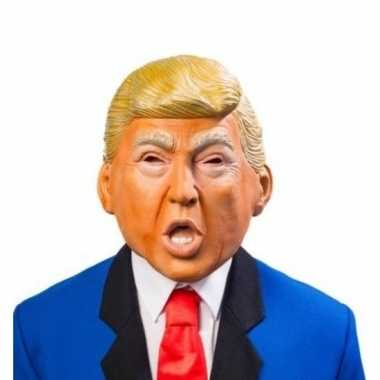 Verkleed masker donald trump