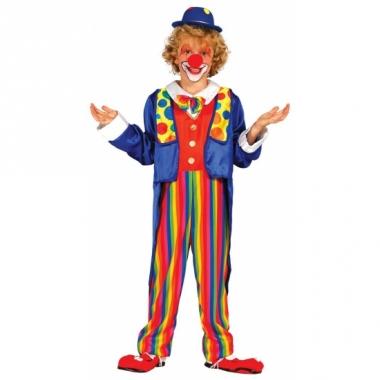 Verkleedkleding clown voor kinderen