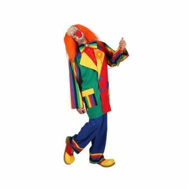 Verkleedkleding clowns kostuum
