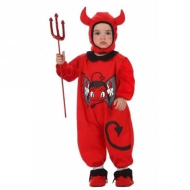 Verkleedkleding duivel voor baby