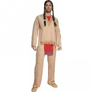 Verkleedkleding indiaan heren