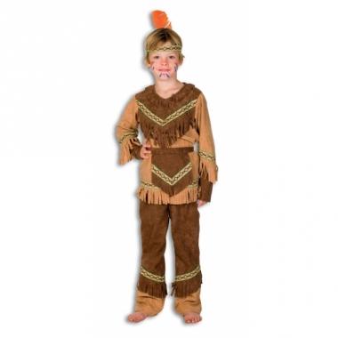 Verkleedkleding indiaan kind