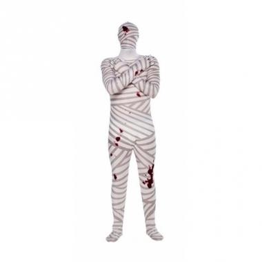 Verkleedkleding mummie voor volwassenen