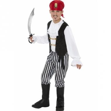 Verkleedkleding piratenpak kind