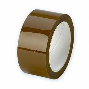 Verpakking tape bruin