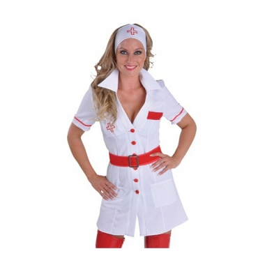 Verpleegsters kostuum dames