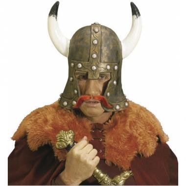 Vikingen snorren in het rood