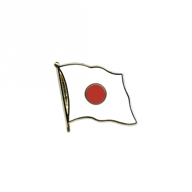 Vlag speldjes japan