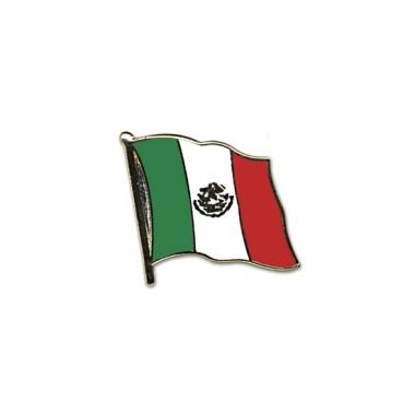 Vlag speldjes mexico