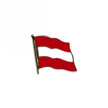 Vlag speldjes oostenrijk