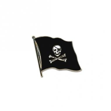 Vlag speldjes piraat