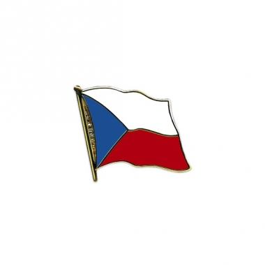 Vlag speldjes tsjechie