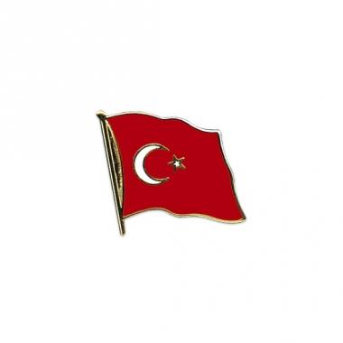 Vlag speldjes turkije