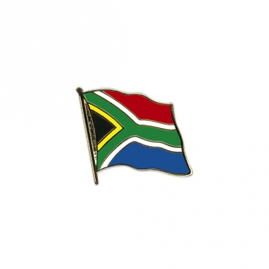 Vlag speldjes zuid afrika