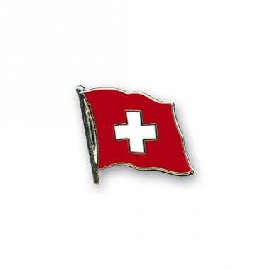 Vlag speldjes zwitserland