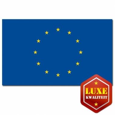 Vlag van de europese uni