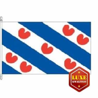 Vlag van friesland 100 x 150 cm